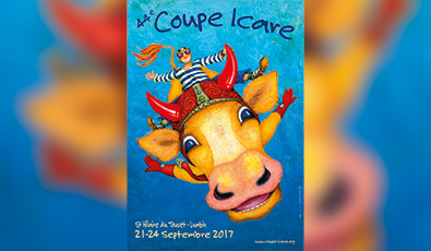 SEPTEMBER 2017: Meet us at Coupe Icare