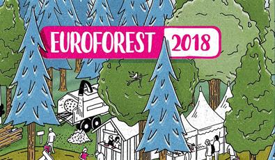 JUNE 2018 : MEET US AT EUROFOREST