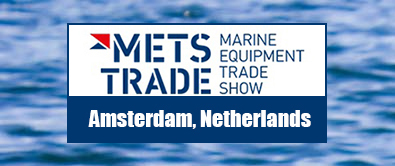 NOVEMBRE 2018 : VISIT OUR STAND P1.717 at METSTRADE SHOW