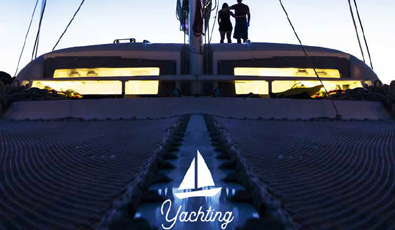 NOVEMBRE 2018 : Nouveau catalogue cordages yachting
